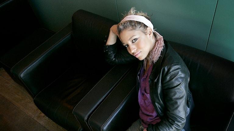Jessica Folcker. Foto: Henrik Montgomery/Scanpix
