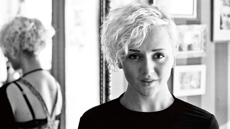 Anna Bergendahl. Foto: Nils Carmel