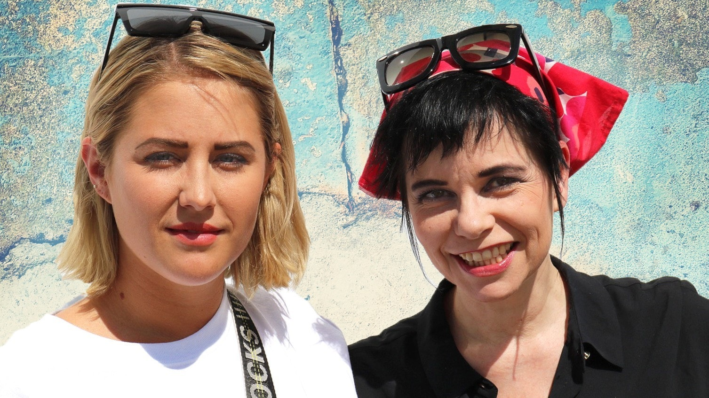 Musikintervjun Molly Sandén: Varför vill hon revoltera mot bilden av sig själv?