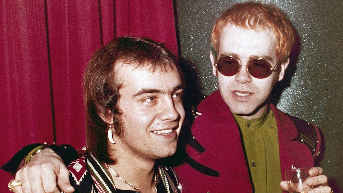 Bernie Taupin och Elton John