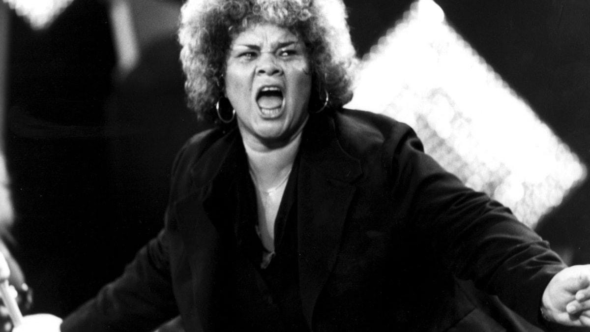 Etta James. Foto: Scanpix