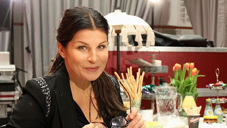 Carola (Foto: Ronnie Ritterland/Sveriges Radio)