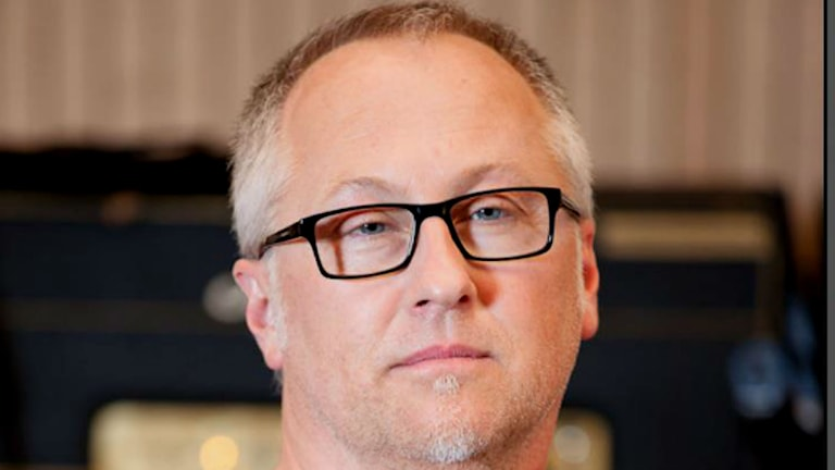 Olle Nilsson (Foto: Torbjörn Lagerwall)