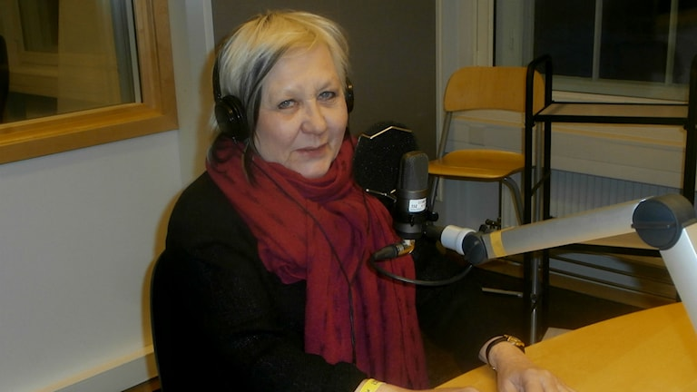 Kerstin Behrendtz Foto: Michael Cederberg/Sveriges Radio