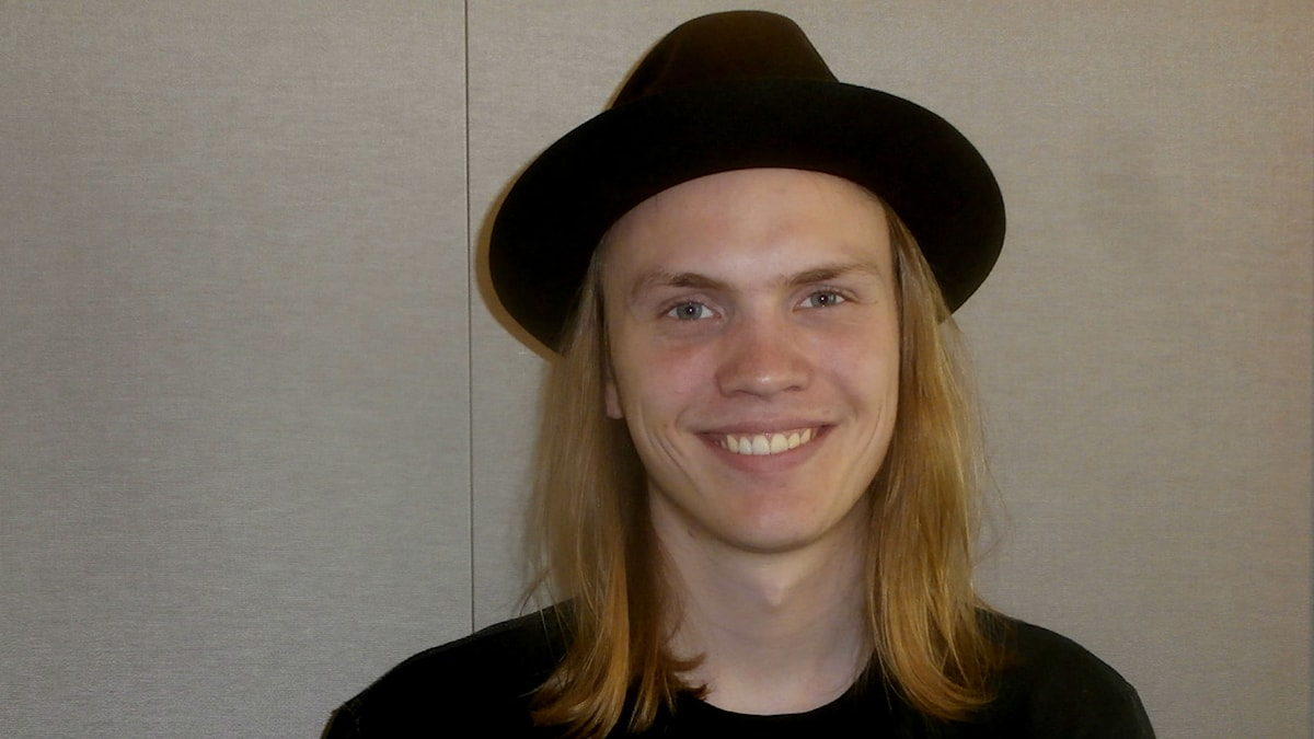 Jakob Karlberg (Foto: Michael Cederberg/Sveriges Radio)
