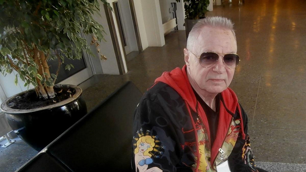 Jerry Williams (Foto: Micke Cederberg/Sveriges Radio)