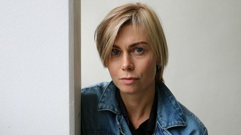 Anna Ternheim (Foto: Ronnie Ritterland/Sveriges Radio)