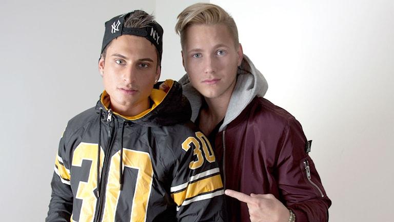 Samir och Viktor