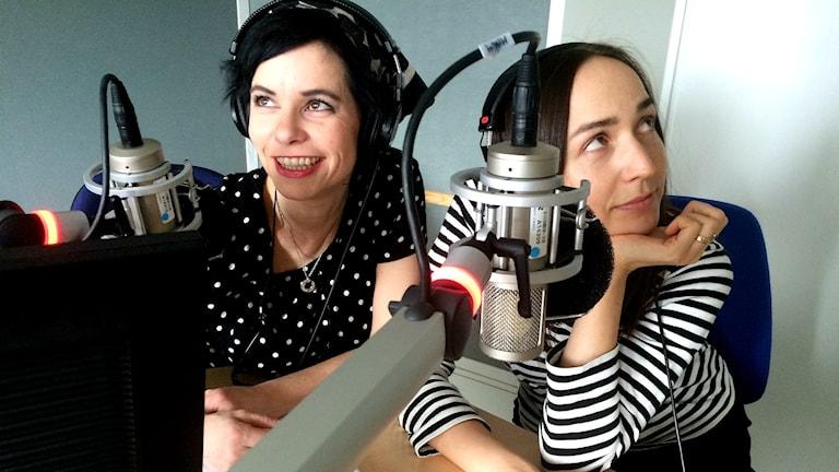 Carolina Norén och Maria Andersson Lundell