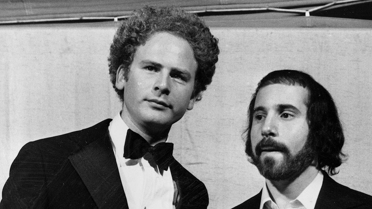 Paul Simon & Art Garfunkel