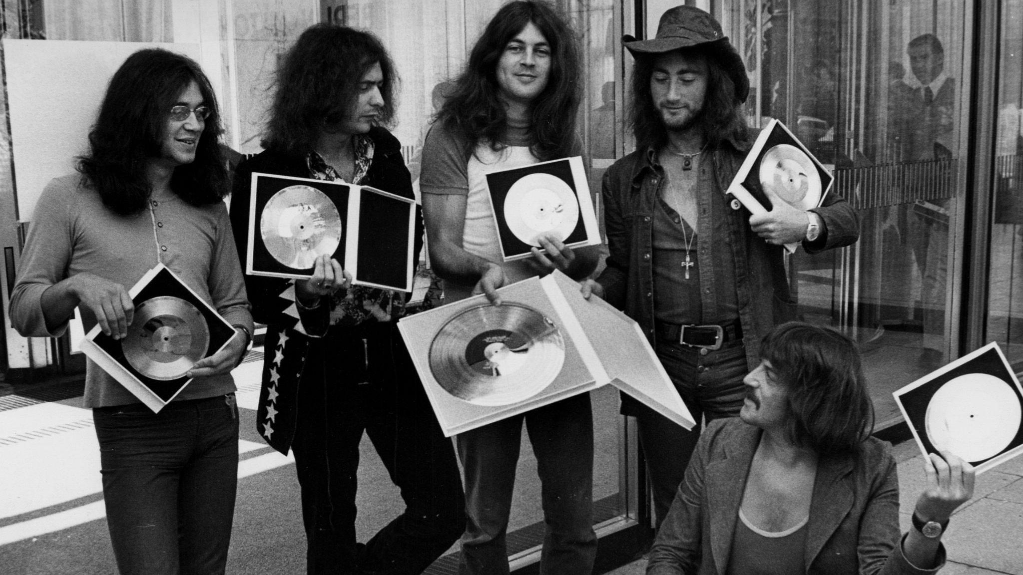Deep Purple fick sin största singelhit i Sverige 1970. Minns du övriga hitsen det året?
