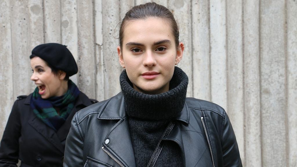 Carolina Norén och SVEA