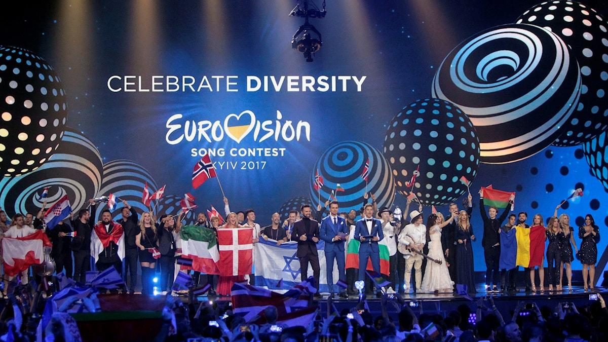 Eurovision semifinal 2