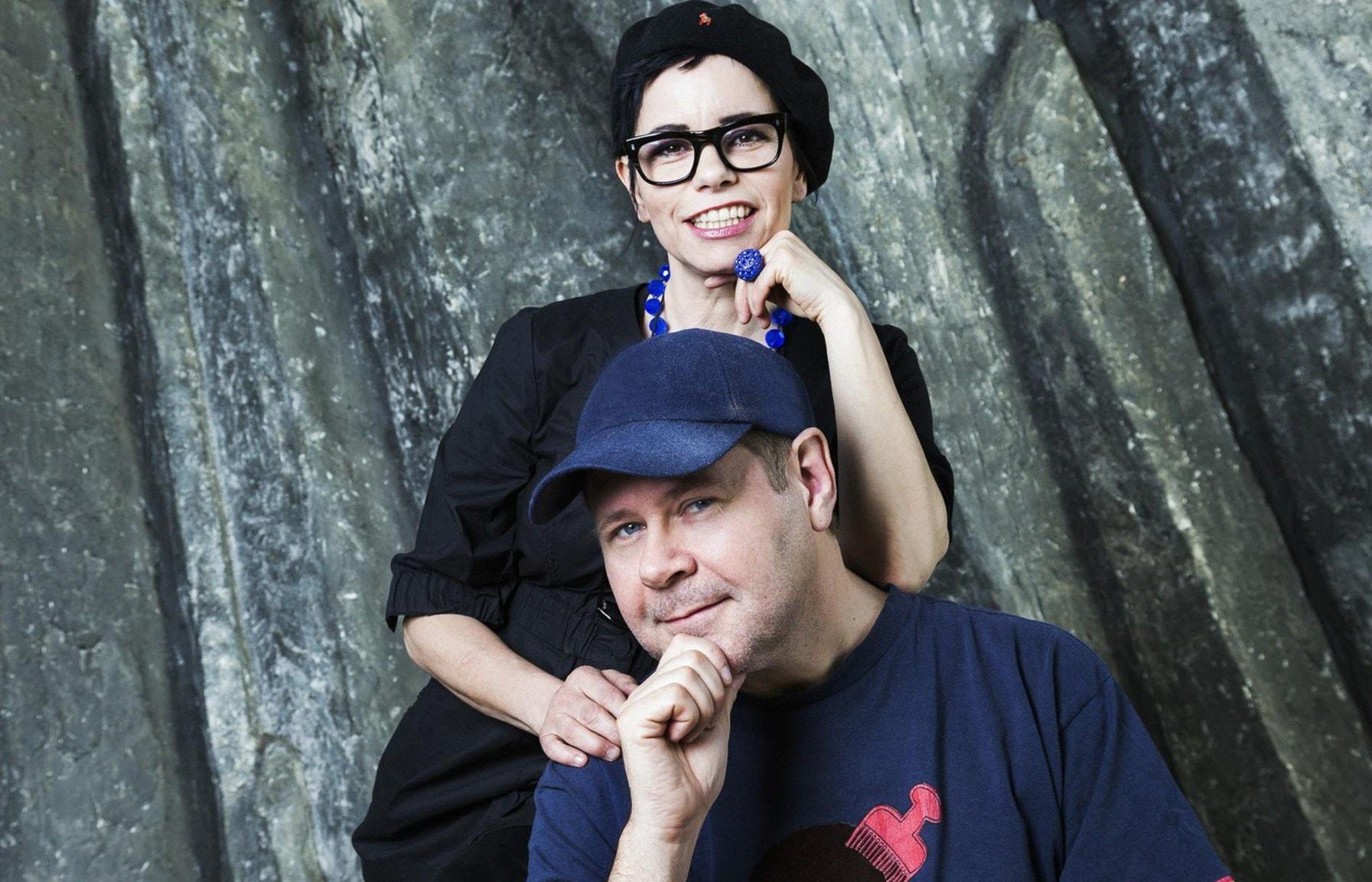 Melodifestivalen eftersnack med Carolina Norén och Micke Cederberg