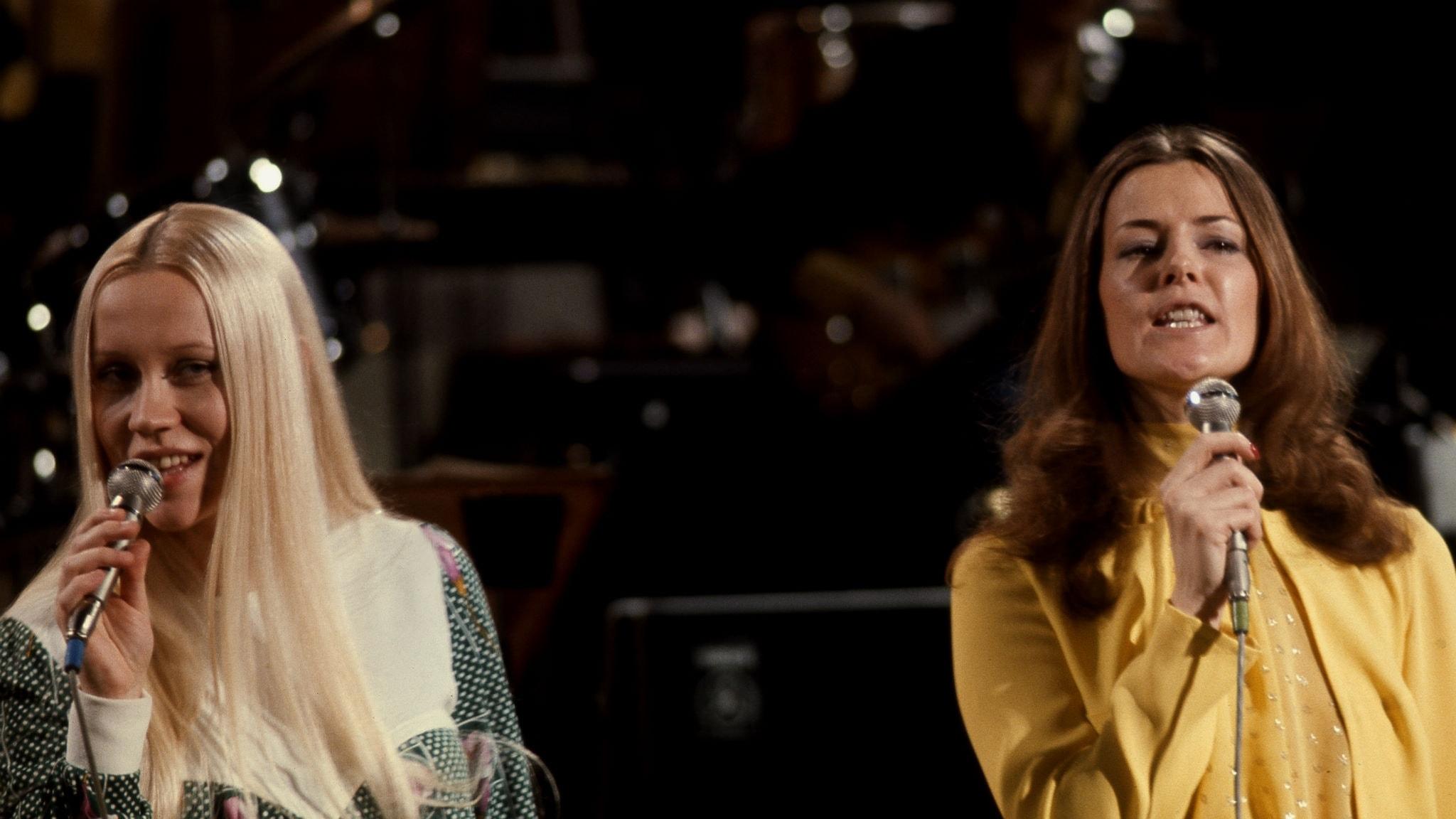 ABBA är en del av hitåret 1972. Vilka var de övriga hitsen?