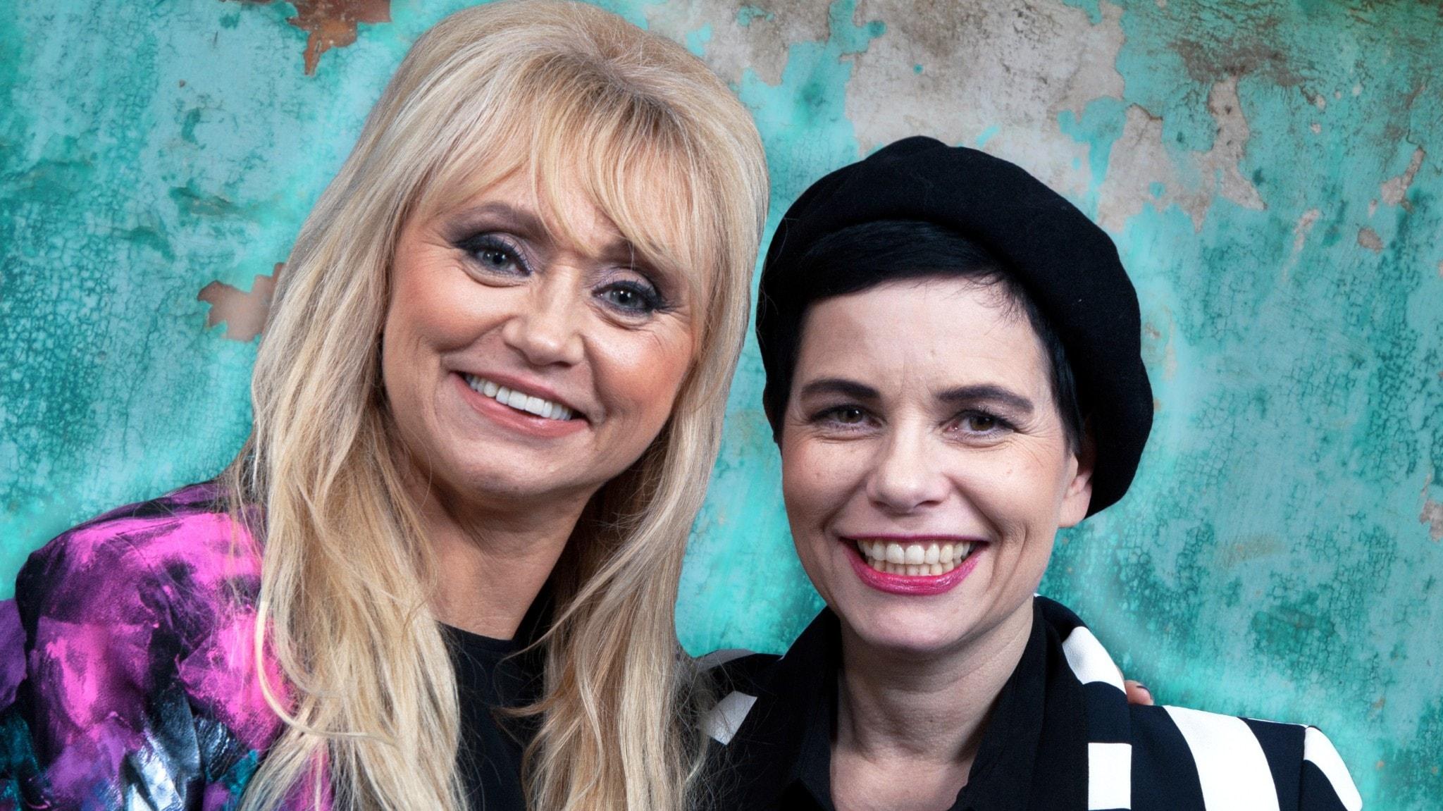 """""""Jag fick höra att jag inte var tillräckligt snygg"""" - Nanne Grönvall i Musikintervjun"""