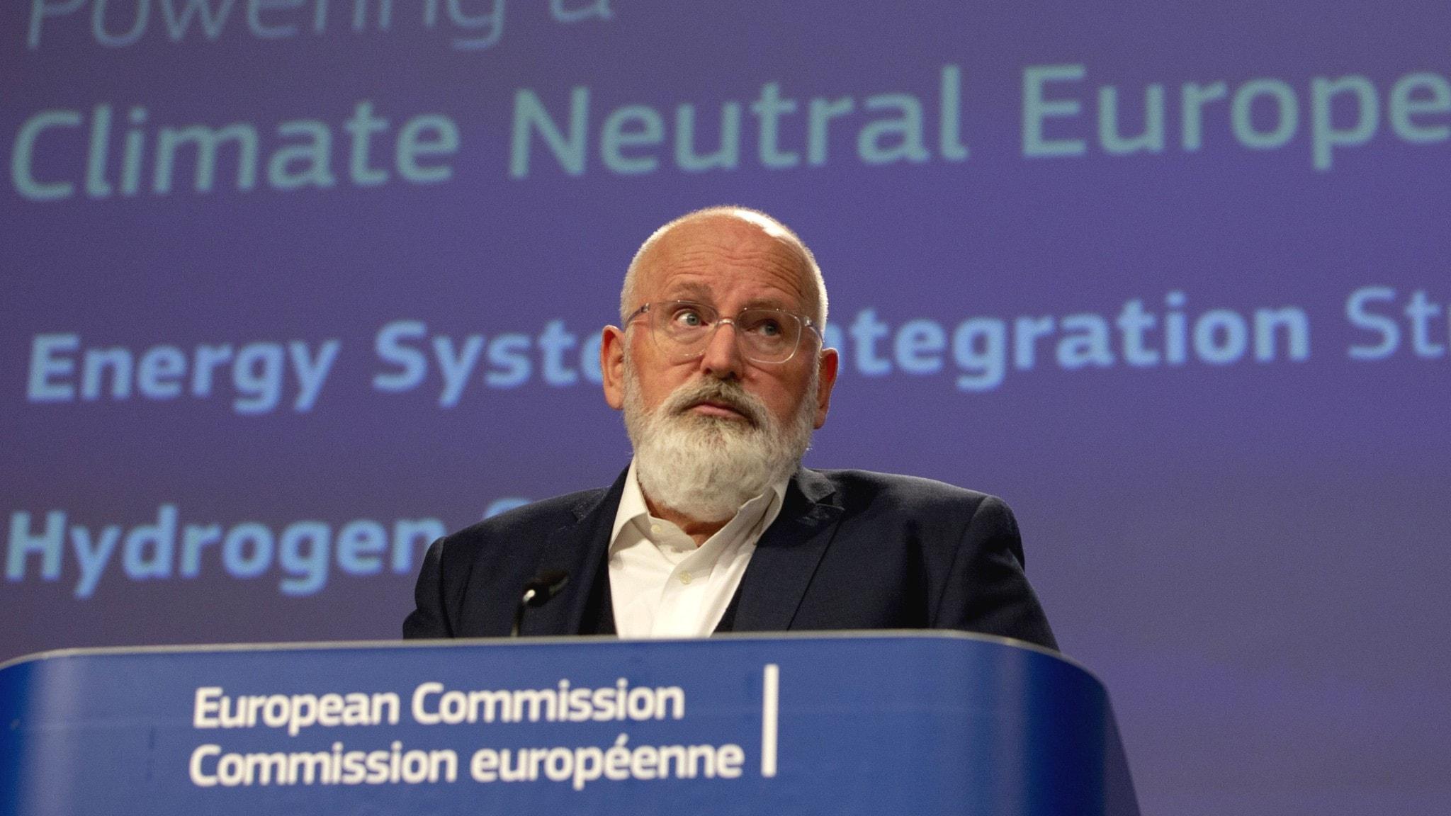 Drömmen om vätgas ska rädda klimatet