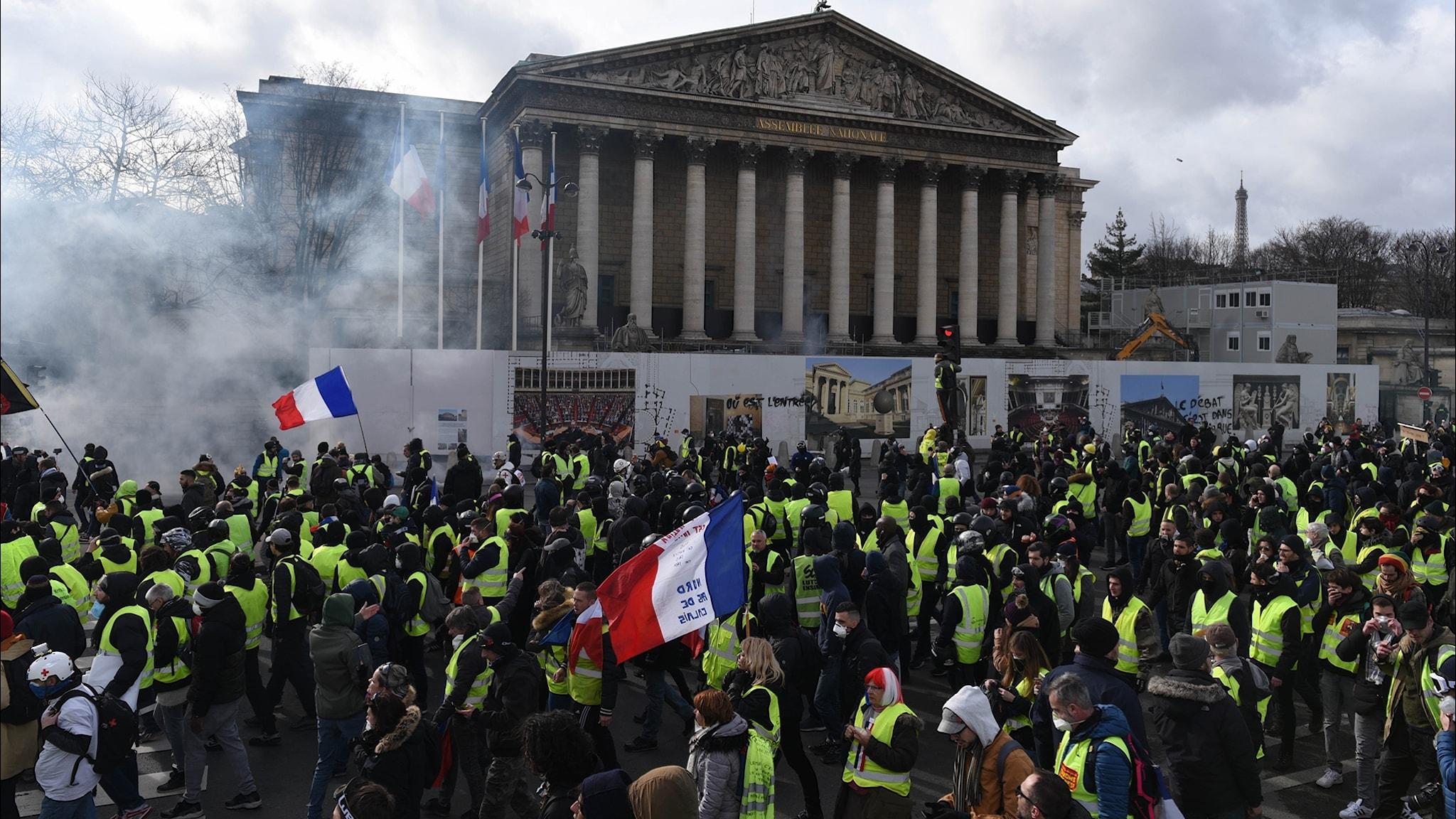 Fransk vår för klimatet (R)