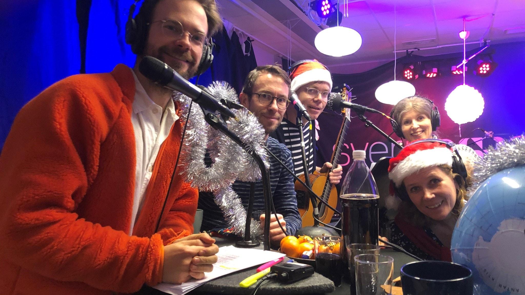 Klotets julspecial - med glimtar från året som gått