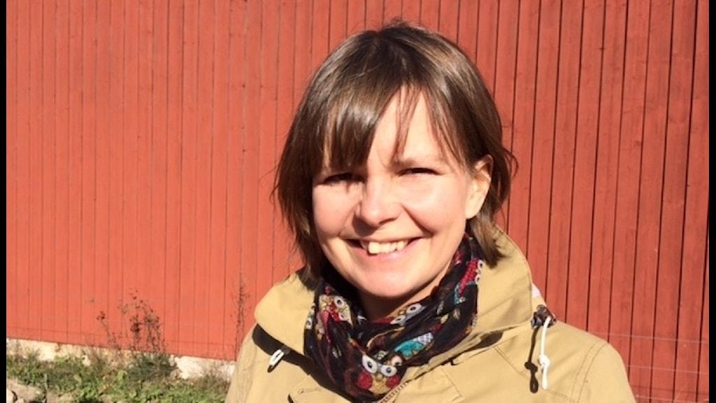 Elin Röös, forskare vid Sveriges lantbruks universitet.