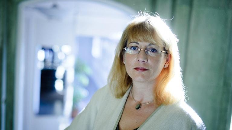 Oksana Mont, professor i hållbar konsumtion Foto: Lunds Universitet