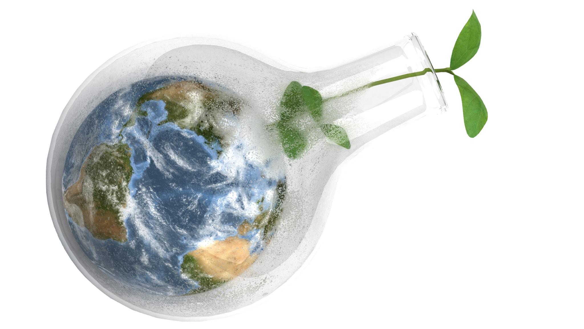 Övertro på att fånga in koldioxid, enligt experter. - spela