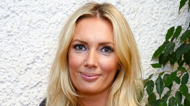Eva Berglie, presschef Orkla foods Sverige.