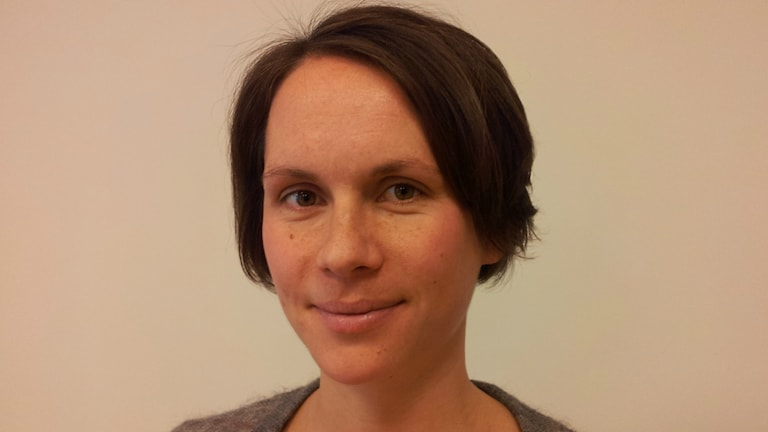 Marie Jürisoo, forskare på Stockholm Environment Institute. Foto: Björn Gunér/SR