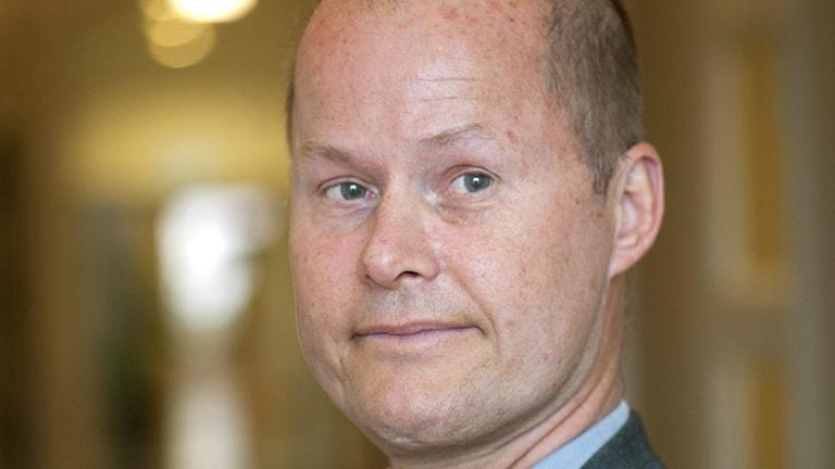 Jonas Fejes, vattenexpert på IVL Svenska miljöinstitutet.