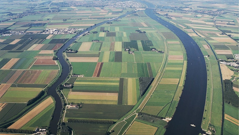 Foto:Room for the river/Netherlands