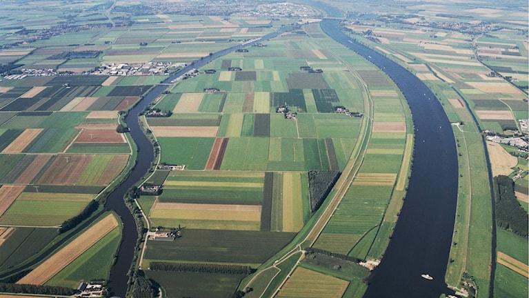 Foto:Room for the river/Netherlands