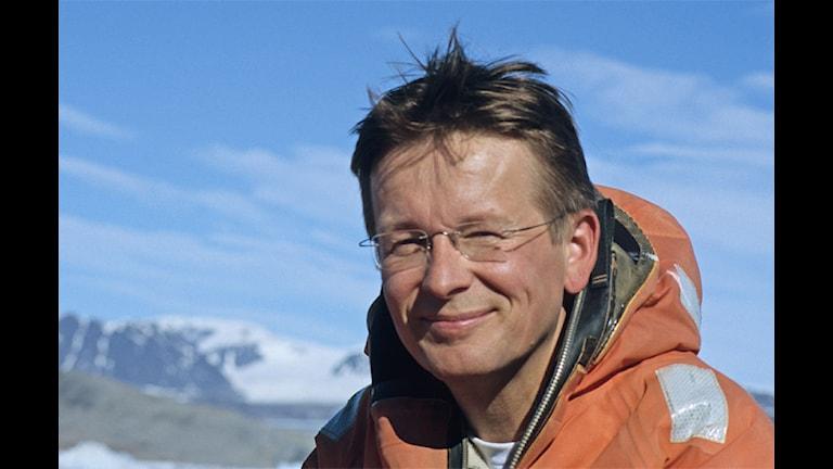 Geir Wing Gabrielsen, professor i ekotoxikologi och chef för forskningen på miljögifter vid norska Polarinstitutet. Foto: Norsk Polarinstitutt