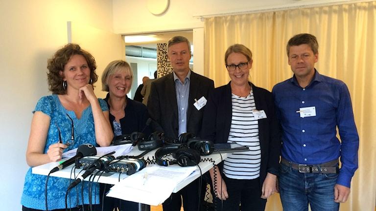 Klotet direktsändning Klimatanpassning Sverige 2015