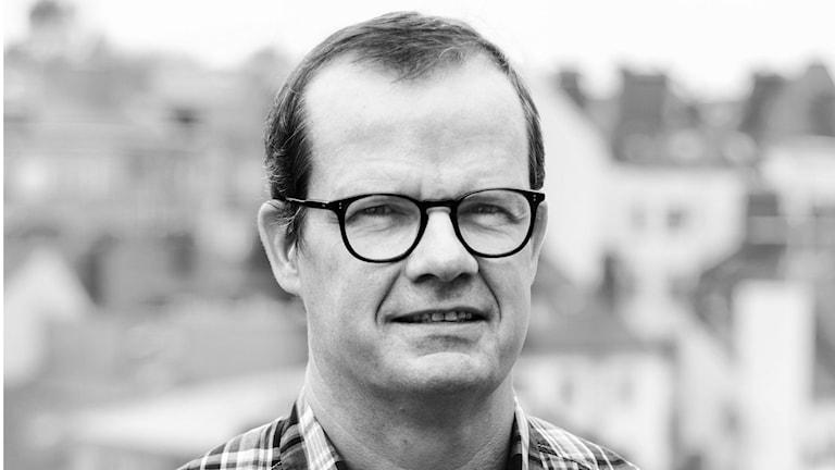 Alexander Crawford, svenskamerikansk analytiker och debattör knuten till tankesmedjan Global utmaning tror att de båda besluten kan bli symboliskt viktiga. Foto: Lisa Hyden