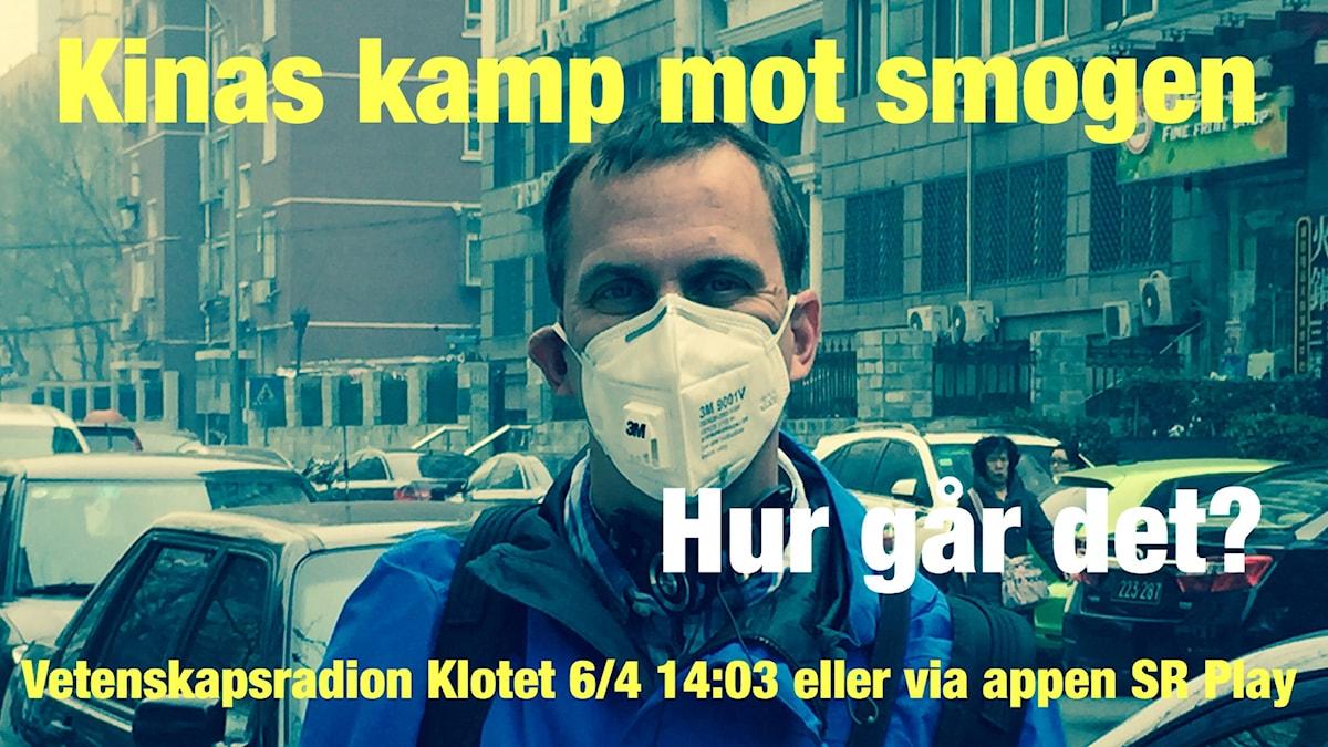 Sveriges Radios globala hälsokorrespondent Johan Bergendorff har undersökt på plats hur det gått med kampen mot smogen och pratat med forskare, miljöaktivister och vanliga Pekingbor.