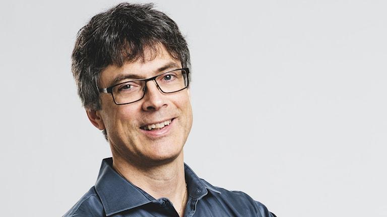 Per Espen Stoknes på Centrum för grön tillväxt på Handelshögskolan i Oslo.