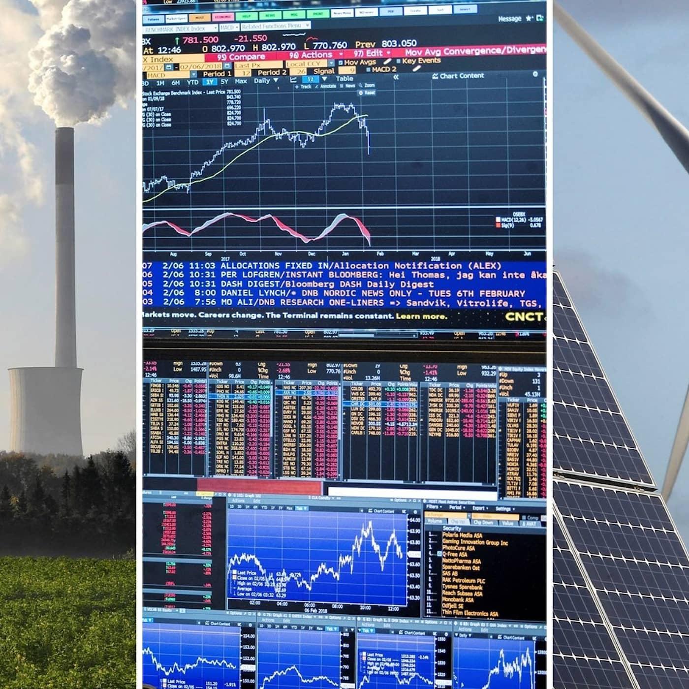 Grönare finanser - så kan dina pensionspengar rädda klimatet
