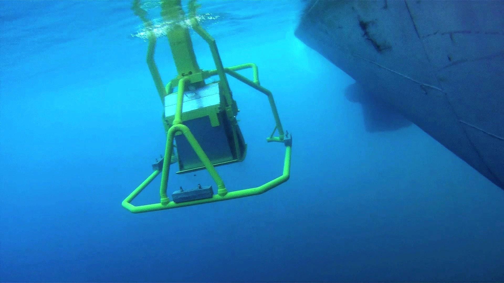 Jakten på mineralerna på havets botten