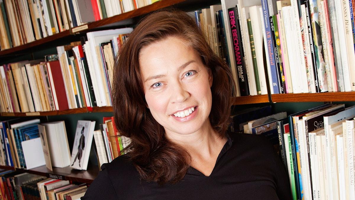 Marie Lundström. Foto: Stina Gullander/Sveriges Radio
