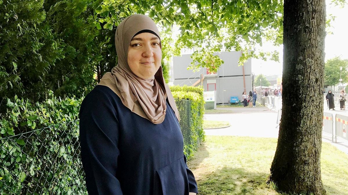 Iman Baroudi, Angered