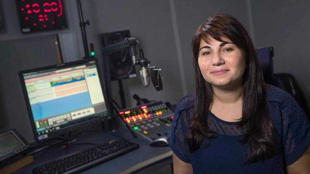 Sukran Kavak, reporter på Tendens