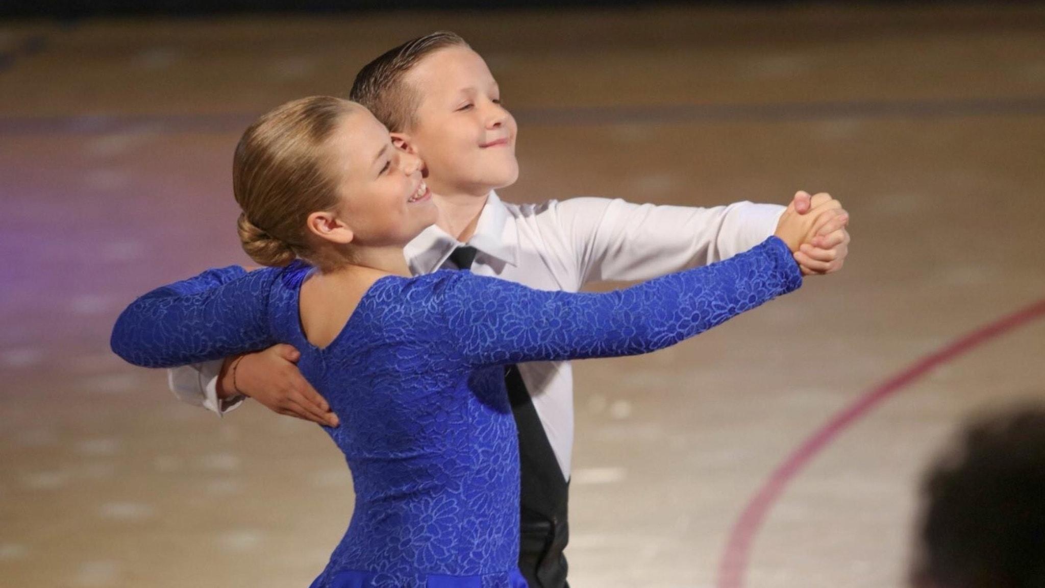 Drömmen om att dansa hem ett VM-guld