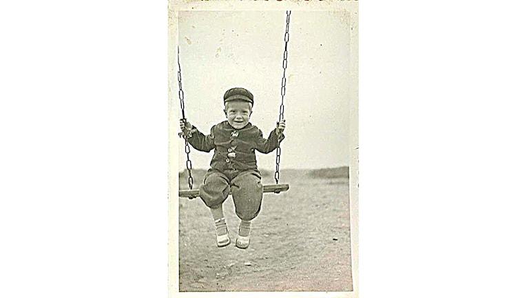 Anders som barn. Foto: Privat.