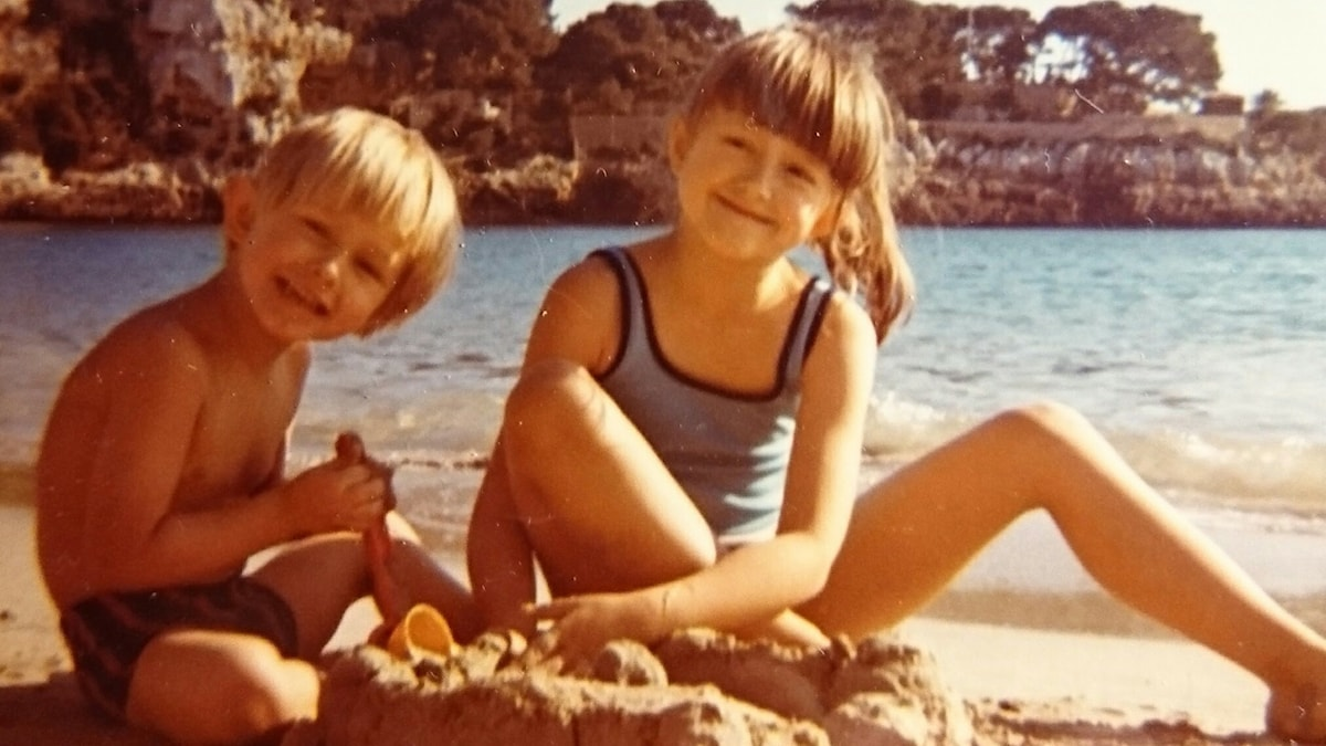 Per och Karin växte upp i en frikyrklig familj.