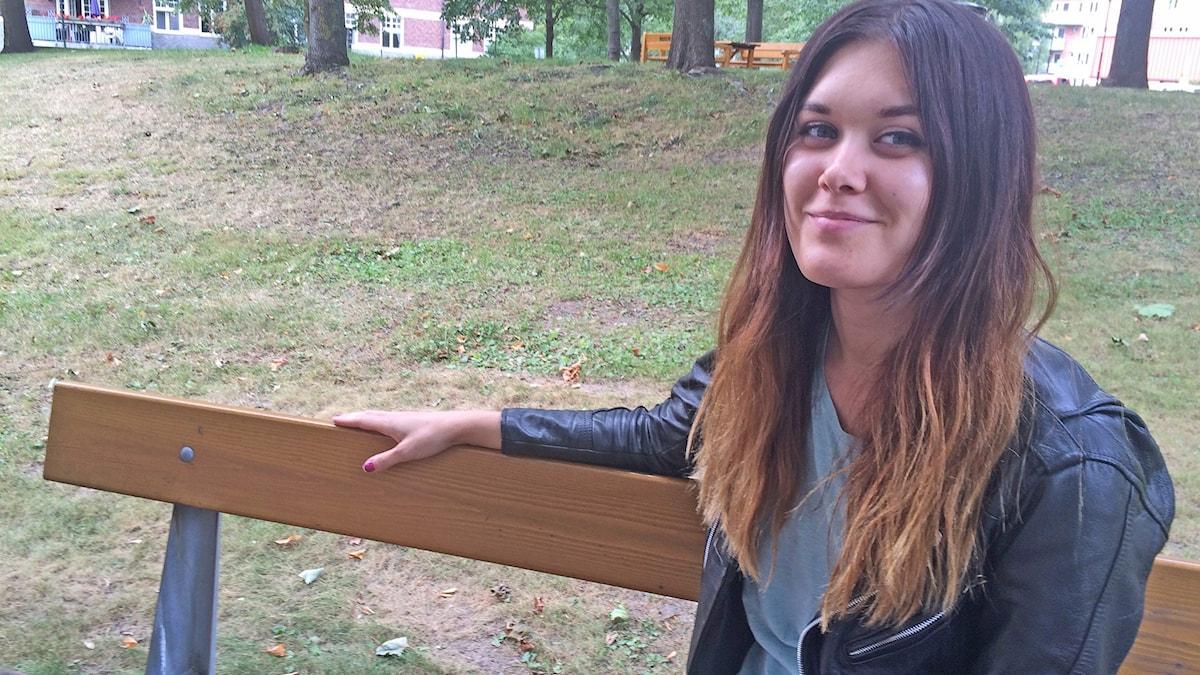 Kajsa Jonsson Foto: Cecilia Mora/ Sveriges Radio