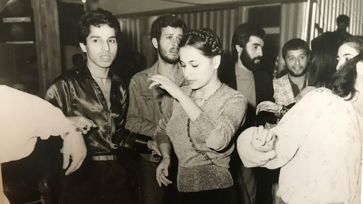 När Ardeshir Bibakabadi var ung älskade han att dansa disco.
