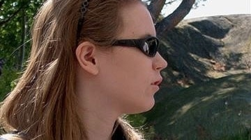 Jag hade hellre gått i en skola för synskadade