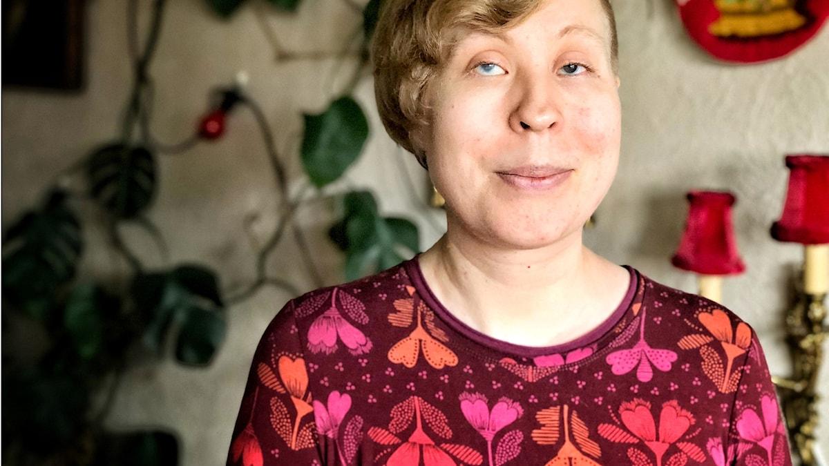 Astrid vill att vi ska prata mer om sexualitet och funkis.