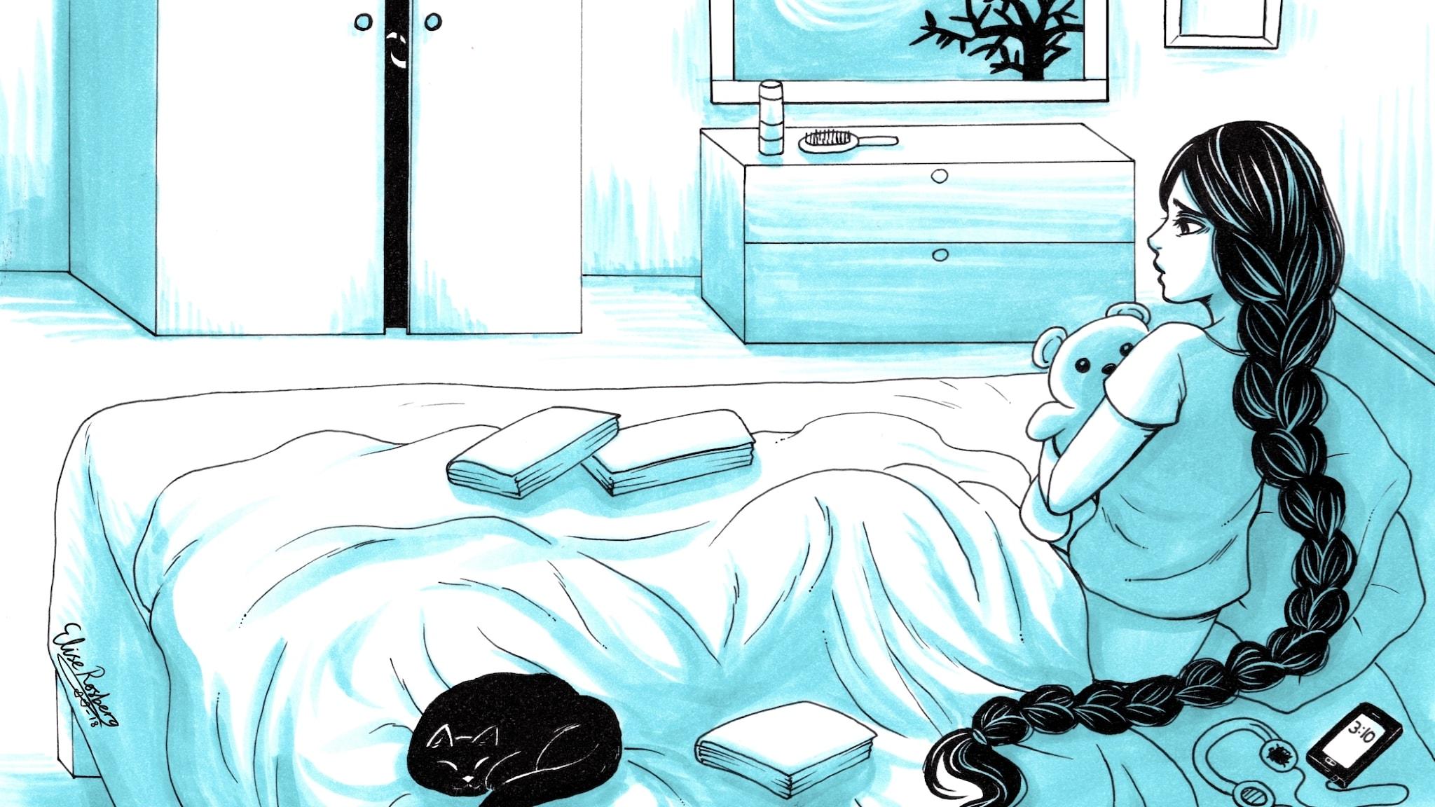 Ungdomar sover färre timmar och lägger sig senare nu än för 30 år sedan.