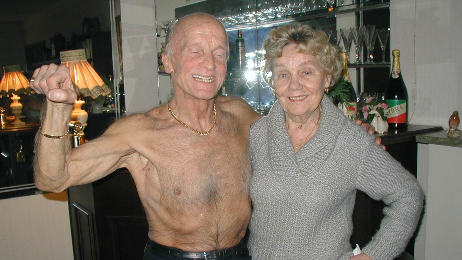 Mr Riviera och hans fru
